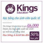 Học bổng Kings Education